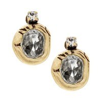 Banana Republic Multi Stone Sparkle Stud Earring Size One Size - Clear crystal