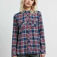 Volcom Street Dreaming Flannel