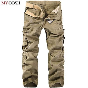 High Quality Mens Tactical Combat Pants Multicam Military Uniform Trousers Camouflage Army Pants Airsoft Camo Paintball Pants