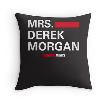 Mrs. Derek Morgan - Criminal Minds