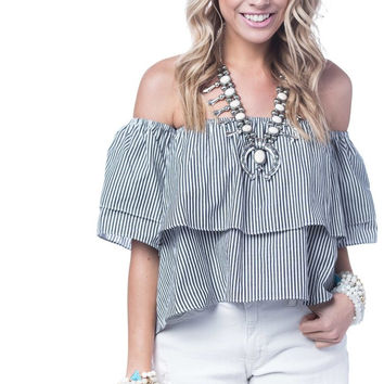 Camden Off Shoulder Top