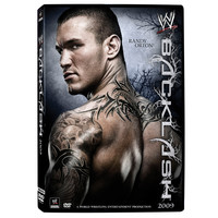 WWE Backlash 2009 DVD