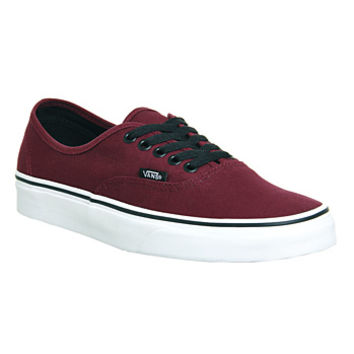Vans Authentic Port Royale Black - Unisex Sports