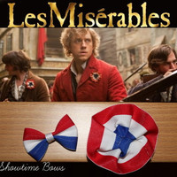Les Miserables Mini Bows by ShowtimeBowsbyLouise on Etsy