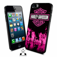 Pink Harley Davidson iPhone 4s iphone 5 iphone 5s iphone 6 case, Samsung s3 samsung s4 samsung s5 note 3 note 4 case, iPod 4 5 Case