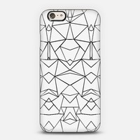 Abstraction Mirrored iPhone 6 case by Project M | Casetify