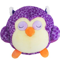 Squishable Sleepy Owl: An Adorable Fuzzy Plush to Snurfle and Squeeze!