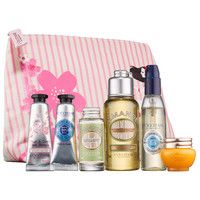 Sephora: L'Occitane : Beautifying Favorites - Pretty In Provence Set : skin-care-sets-travel-value