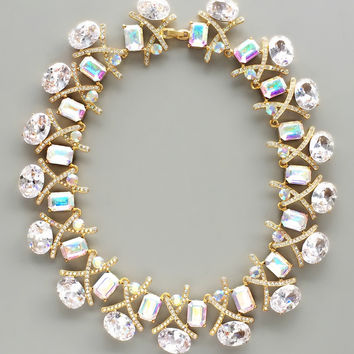 Exclusive - Minerva Swarovski Necklace