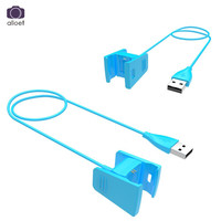 2016 Unique USB USB Clip Design Charging Cable Standard Wall Car Charger Cable For Fitbit Charge 2 Smart Watch