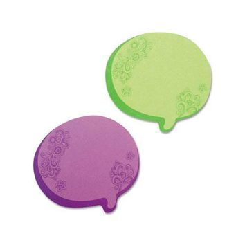 Redi-Tag® Thought Bubble Notes