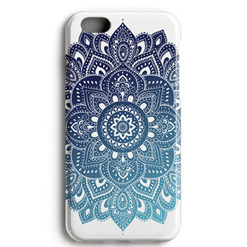 Blue Mandala Spiritual Phone Case