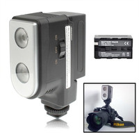 2 Digital LED Video Light with Two Grade Dimming Function