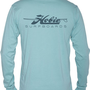 HOBIE CLASSIC MENS LONG SLEEVE T-SHIRT Hobie