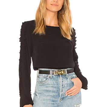 Sanctuary Josie Top in Black | REVOLVE