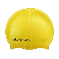 Swimming Caps Silicone waterproof swimming cap for women and men diving cap