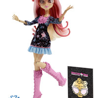 MONSTER HIGH® Frights, Camera, Action!™ Hauntlywood - Viperine Gorgon™ Doll - Shop Monster High Doll Accessories, Playsets & Toys | Monster High