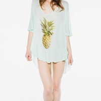 PINEAPPLE TAHITI TUNIC at Wildfox Couture in  PLPT