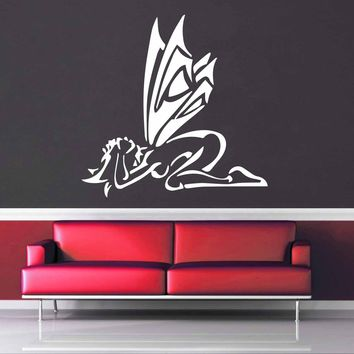 Cringing Fairy - Wall Decal$8.95