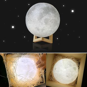 Enchantment Full Moon Night Light