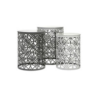 Modern Accents Tables - Set of 3