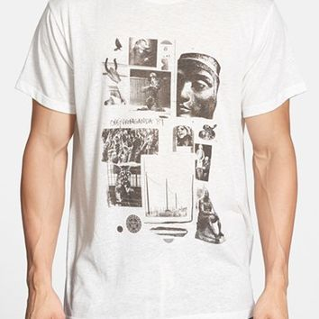 Men's Obey 'Shelter Vintage Thrift' Graphic T-Shirt,