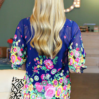 Pocket Full of Posies Blouse