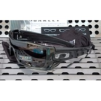 New Oakley 9101-5527 BATWOLF Sunglasses Granite w/ Prizm Daily Polarized