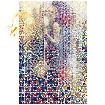 Michelangelo Wooden Jigsaw Puzzles 1000 Pieces Mosaic Beauty Educational Toy Game DIY Decorative Wall Painting Gift Home Decor