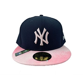 New Era 59FIFTY New York Yankees 2019 MLB Mother's Day On-Field Black Fitted Cap