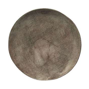 Olive Green Nature Dinner Plate