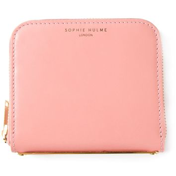 Sophie Hulme Square Zip Around Wallet - Start - Farfetch.com