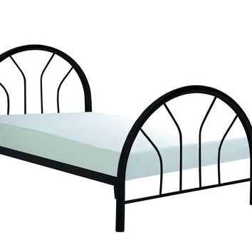 Black Metal Twin Bed Frame Only
