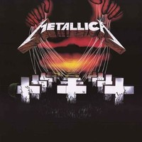 Metallica Master of Puppets Poster 24x36