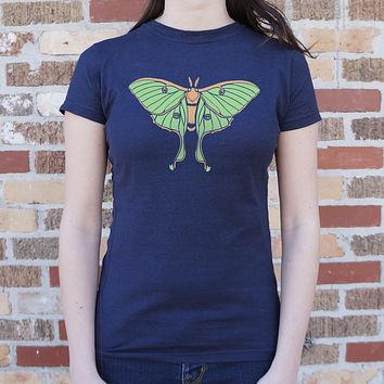 Luna Moth [Insect] Women's T-Shirt