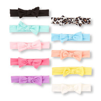 Baby Girls Bow Headwrap 10-Pack | The Children's Place