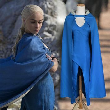 Thrones  Daenerys  Targaryen  Dress  Costume  Women