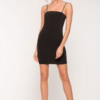 Simply Sexy Bodycon Dress