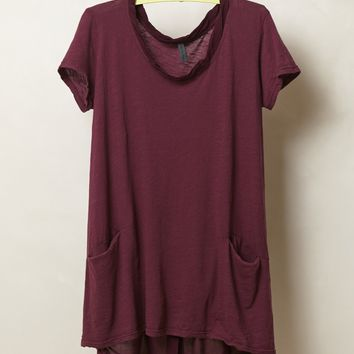 Clea Pocket Tee