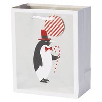 Holiday Penguin Gift Bag Petite - Assorted : Target