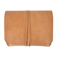 Strap Around Rectangular Clutch
