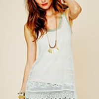 Free People Laceys Tunic at Free People Clothing Boutique