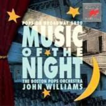 MUSIC OF THE NIGHT:POPS ON BROADWAY 1