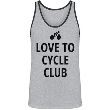 Love to cycle club: Creations Clothing Art