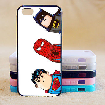 Super Hero,Super man,Spider man, Bat man, iPhone 4/4s/5/5s/5C, Samsung Galaxy S2/S3/S4/S5/Note 2/3, Htc One S/M7/M8, Moto G/X