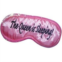 Sleep Mask - The Queen is Sleeping!