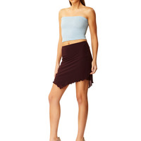 Blue Stone Heather Tube Top