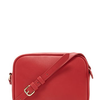 Faux Leather Crossbody | Forever 21 - 1000178060