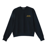 """NOTHINGS IMPOSSIBLE"" Sweatshirt (Navy) 