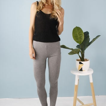 Michelle Stretch Jersey Leggings